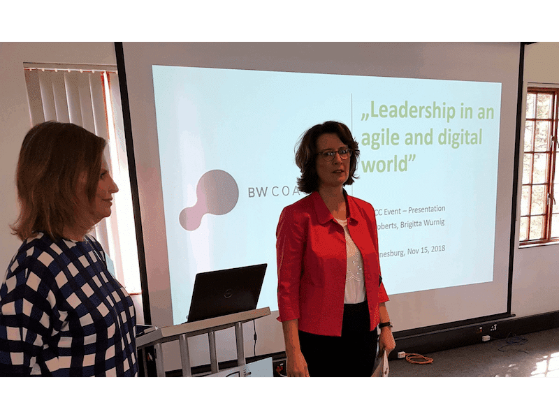 """Leadership in an agile and digital world"""