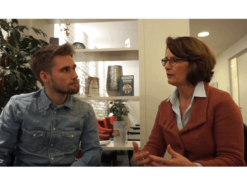 """""""Digital Leadership"""" Video-Interview"""