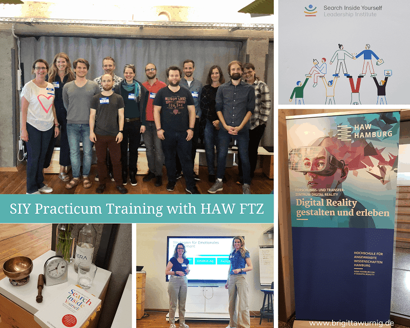 SIY Practicum Training with HAW FTZ