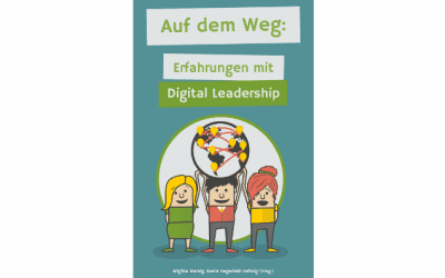 """Our Book: """"On the Way: Experiences with Digital Leadership"""""""